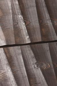Kuusi piiluhirsi 20x170 saunasuoja ruskea