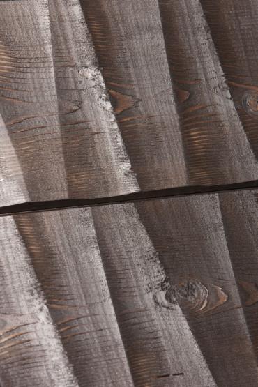 kuusi piiluhirsi 20x170 saunasuoja ruskea2