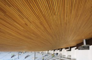 Olympiastadionin sisäkatto